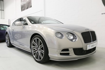 Bentley Continental GT Speed with an Ultimate Specification 2