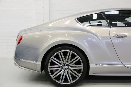 Bentley Continental GT Speed with an Ultimate Specification 14