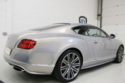 Bentley Continental GT Speed with an Ultimate Specification 5