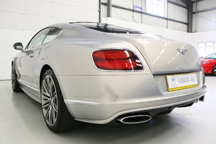 Bentley Continental GT Speed with an Ultimate Specification 3