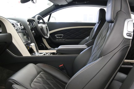 Bentley Continental GT Speed with an Ultimate Specification 8