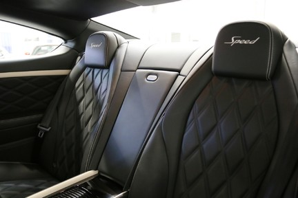 Bentley Continental GT Speed with an Ultimate Specification 22