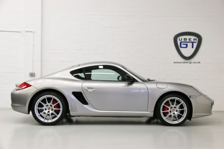 Porsche Cayman 24V S with Only 2 Owners and Low Mileage