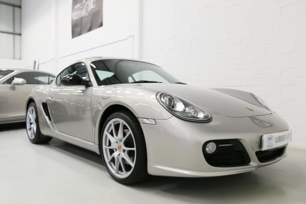 Porsche Cayman 24V S with Only 2 Owners and Low Mileage 2