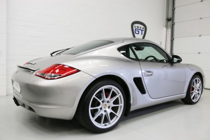 Porsche Cayman 24V S with Only 2 Owners and Low Mileage 5