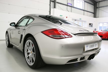 Porsche Cayman 24V S with Only 2 Owners and Low Mileage 3
