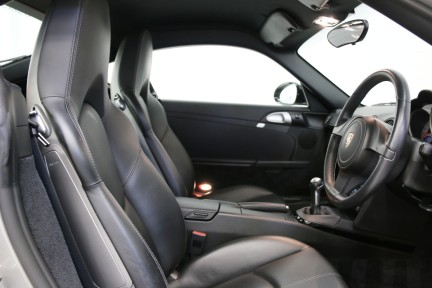 Porsche Cayman 24V S with Only 2 Owners and Low Mileage 15