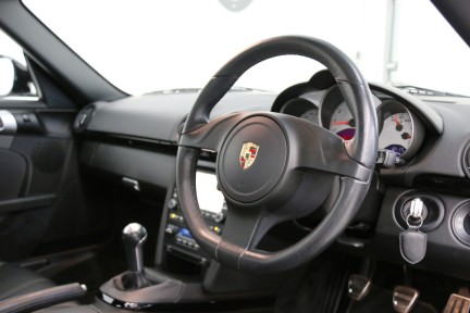 Porsche Cayman 24V S with Only 2 Owners and Low Mileage 6