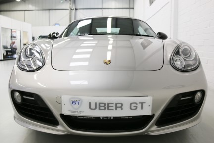 Porsche Cayman 24V S with Only 2 Owners and Low Mileage 9