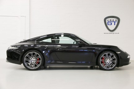 Porsche 911 Carrera 4S PDK Coupe with Huge Spec and FPSH 1