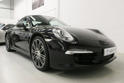 Porsche 911 Carrera 4S PDK Coupe with Huge Spec and FPSH 2