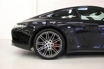 Porsche 911 Carrera 4S PDK Coupe with Huge Spec and FPSH 12