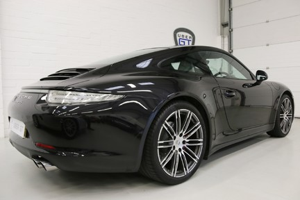 Porsche 911 Carrera 4S PDK Coupe with Huge Spec and FPSH 5
