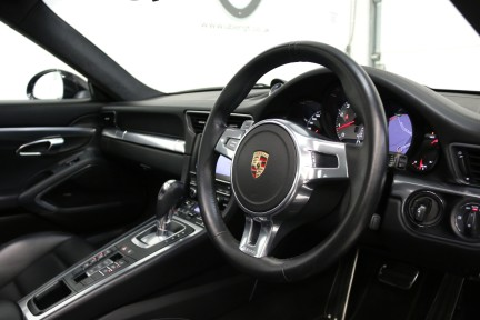 Porsche 911 Carrera 4S PDK Coupe with Huge Spec and FPSH 4