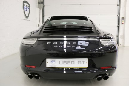 Porsche 911 Carrera 4S PDK Coupe with Huge Spec and FPSH 7