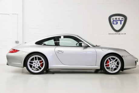 Porsche 911 997.2 Carrera 2S Manual in Amazing Condition and Drivers Specification
