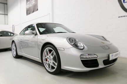 Porsche 911 997.2 Carrera 2S Manual in Amazing Condition and Drivers Specification 2