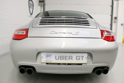Porsche 911 997.2 Carrera 2S Manual in Amazing Condition and Drivers Specification 7
