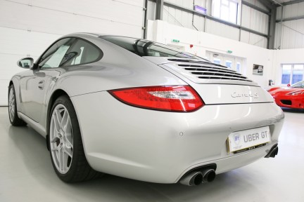 Porsche 911 997.2 Carrera 2S Manual in Amazing Condition and Drivers Specification 3