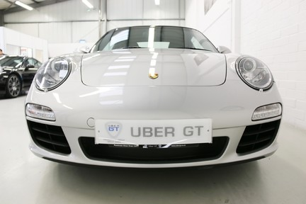 Porsche 911 997.2 Carrera 2S Manual in Amazing Condition and Drivers Specification 9