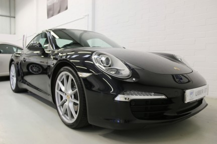 Porsche 911 Carrera 2 PDK Coupe with a Fantastic Specification 2