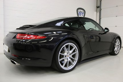 Porsche 911 Carrera 2 PDK Coupe with a Fantastic Specification 5