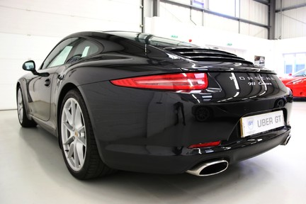 Porsche 911 Carrera 2 PDK Coupe with a Fantastic Specification 3