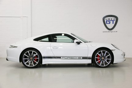 Porsche 911 Carrera 4S PDK with a Terrific Specification and FPSH 1