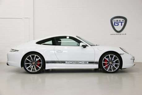 Porsche 911 Carrera 4S PDK with a Terrific Specification and FPSH