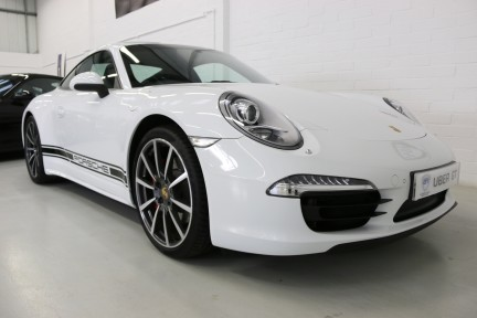 Porsche 911 Carrera 4S PDK with a Terrific Specification and FPSH 2