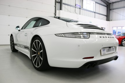 Porsche 911 Carrera 4S PDK with a Terrific Specification and FPSH 3