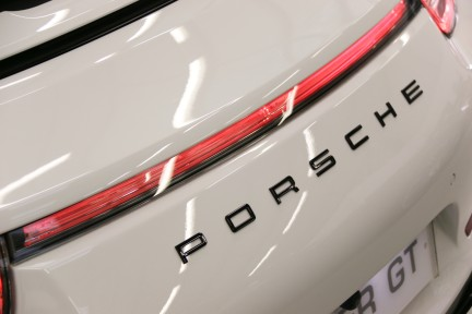 Porsche 911 Carrera 4S PDK with a Terrific Specification and FPSH 18