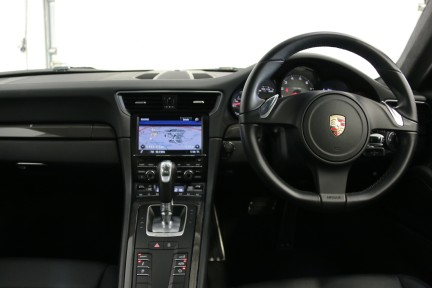Porsche 911 Carrera 4S PDK with a Terrific Specification and FPSH 23