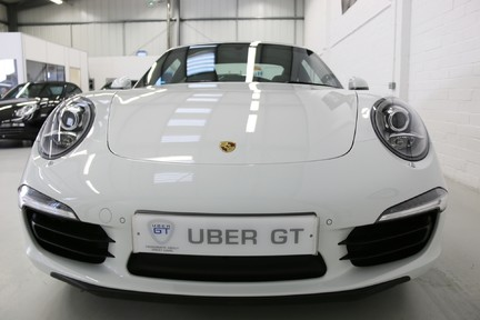 Porsche 911 Carrera 4S PDK with a Terrific Specification and FPSH 9