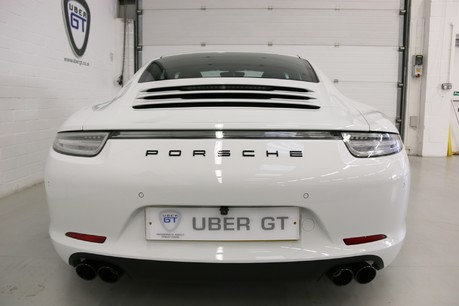 Porsche 911 Carrera 4S PDK with a Terrific Specification and FPSH Service History