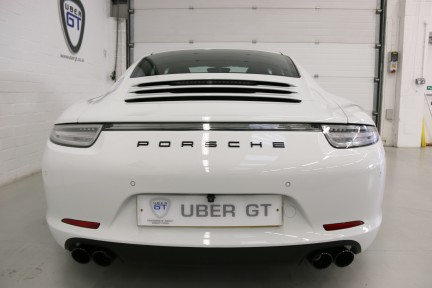 Porsche 911 Carrera 4S PDK with a Terrific Specification and FPSH 7