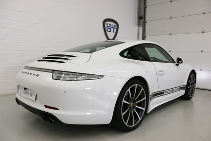 Porsche 911 Carrera 4S PDK with a Terrific Specification and FPSH 5