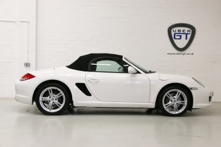 Porsche Boxster 24V Manual with Low Mileage and FSH 22