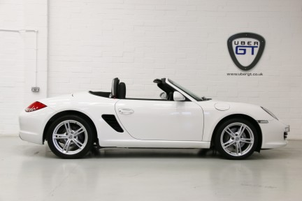 Porsche Boxster 24V Manual with Low Mileage and FSH 1