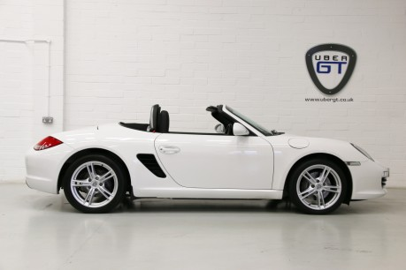 Porsche Boxster 24V Manual with Low Mileage and FSH Video