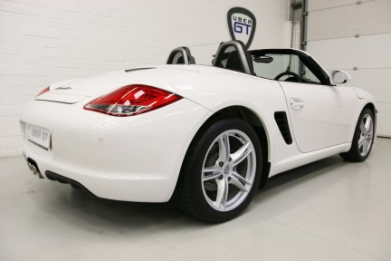 Porsche Boxster 24V Manual with Low Mileage and FSH 5