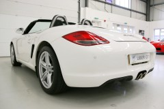 Porsche Boxster 24V Manual with Low Mileage and FSH 3