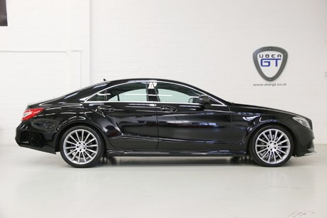 Mercedes-Benz CLS CLS350 D AMG LINE PREMIUM with a FMBSH