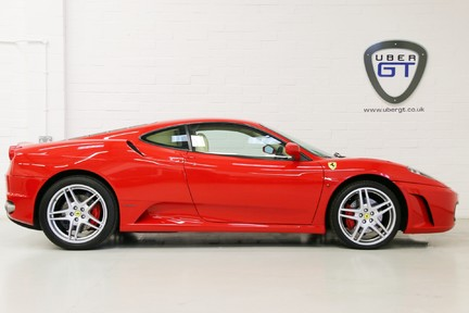Ferrari F430 Manual Low Mileage Coupe with Full Ferrari Service History 1