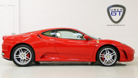 Ferrari F430 Manual Low Mileage Coupe with Full Ferrari Service History Video