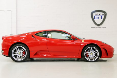 Ferrari F430 Manual Low Mileage Coupe with Full Ferrari Service History
