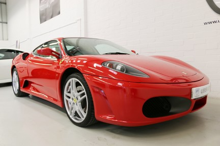 Ferrari F430 Manual Low Mileage Coupe with Full Ferrari Service History 2