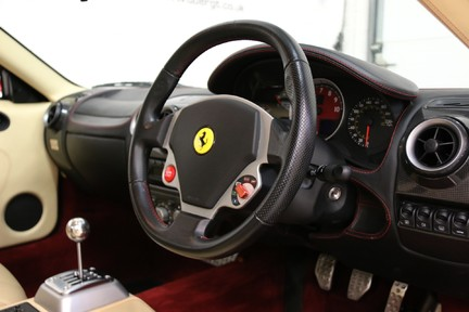 Ferrari F430 Manual Low Mileage Coupe with Full Ferrari Service History 6