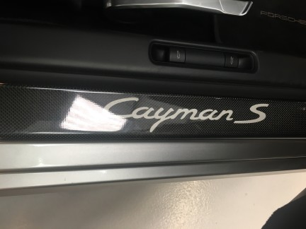 Porsche Cayman 24V S with Only 2 Owners and Low Mileage 22