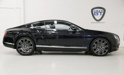 Bentley Continental GT Speed, FBSH and Just Serviced 1